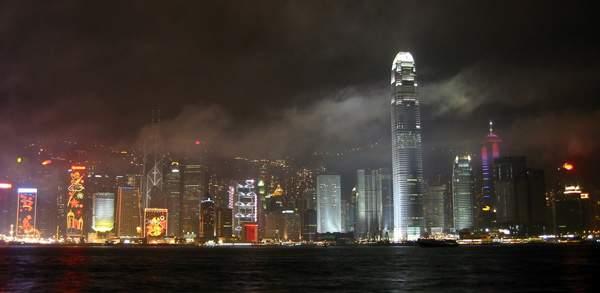 Хонк Конг, Китай