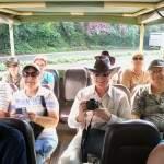 Групичката българи на път за Пиланесбърг