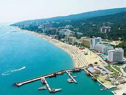 Златни пясъци - курорт на българското Черноморие