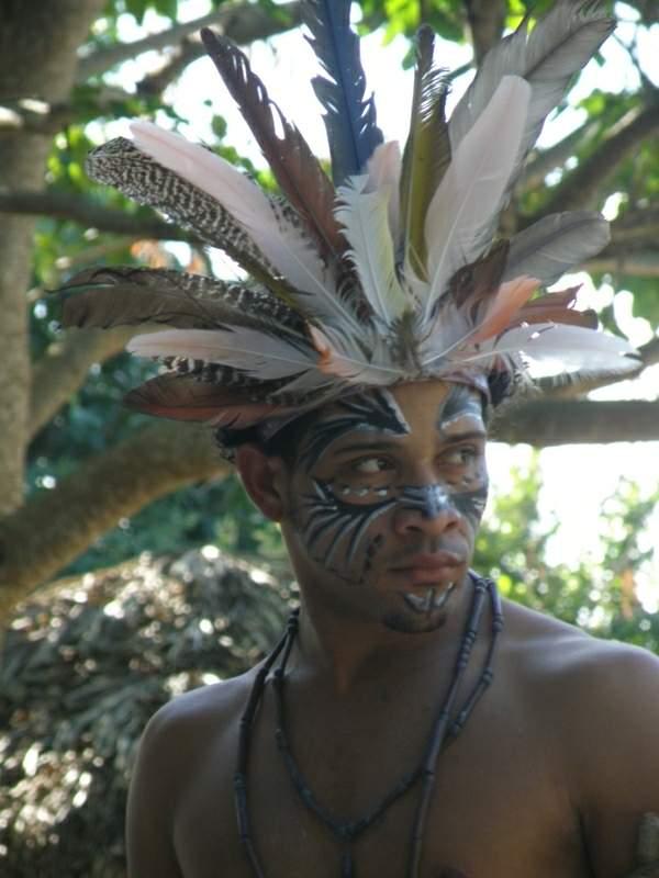 Доминиканска република: Сред индианците таино
