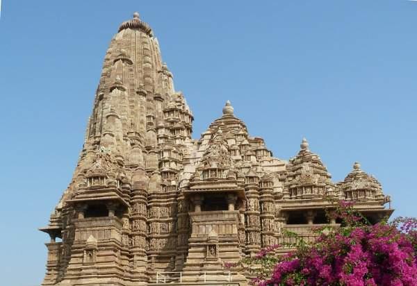 Каджурахо – храмовете на Кама Сутра