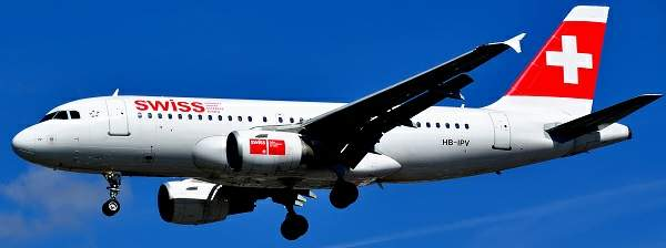 Airbus A319-112 - Swiss International Air Lines (HB-IPV)